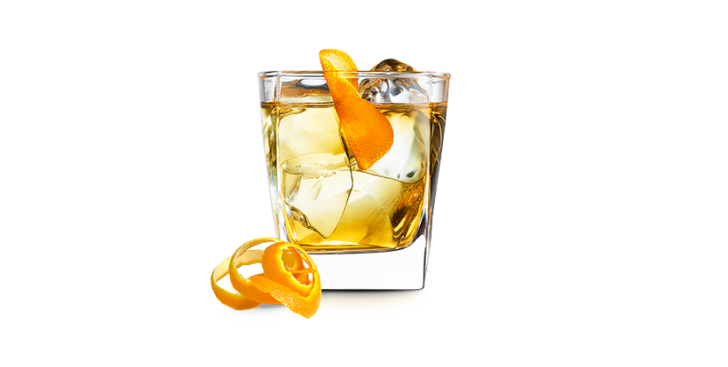 festive old fashioned