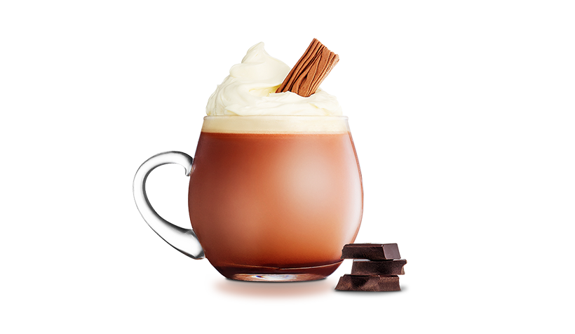 haig club hot chocolate