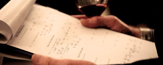 Justerini & Brooks' Bordeaux Tasting