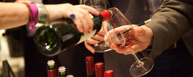 Bordeaux 2014 - Glittering on the red carpet…