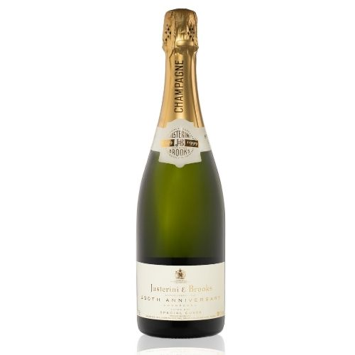 Justerini & Brooks, 250th Anniversary Cuvée, Champagne, Extra Dry, NV