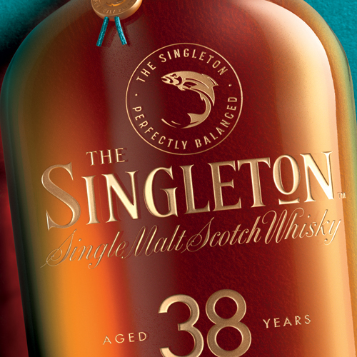Singleton of Glen Ord 38 Year Old