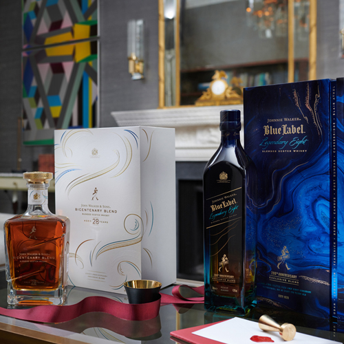 Johnnie Walker - Rare Scotch whiskies with a remarkable depth of flavour.