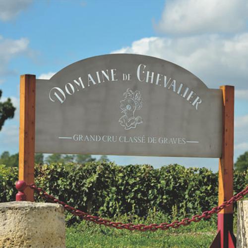 99-point Domaine de Chevalier