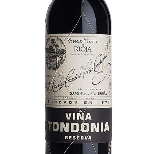 Viña Tondonia 2009