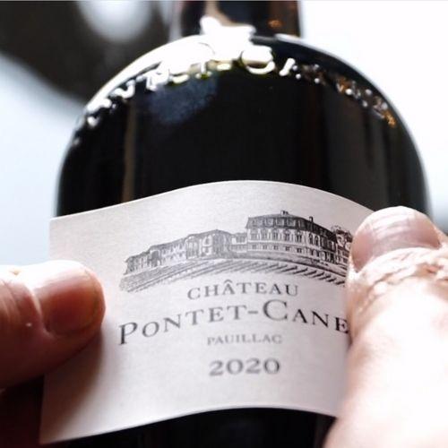 Bordeaux 2020: Pontet Canet