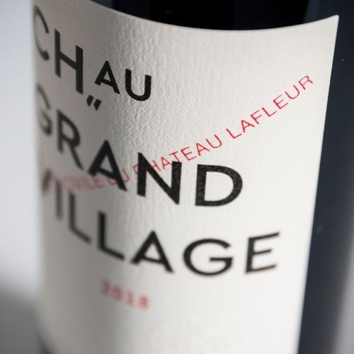 Jancis' Wine of the Week: Château Grand Village Blanc 2018