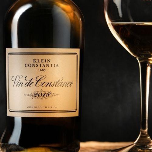 """2018 Vin de Constance - """"A unique wine worldwide"""""""